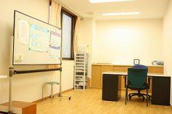 言語視聴覚療法室